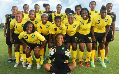 Jamaica's Reggae Girlz Become First Caribbean Team to Make Women's World Cup.