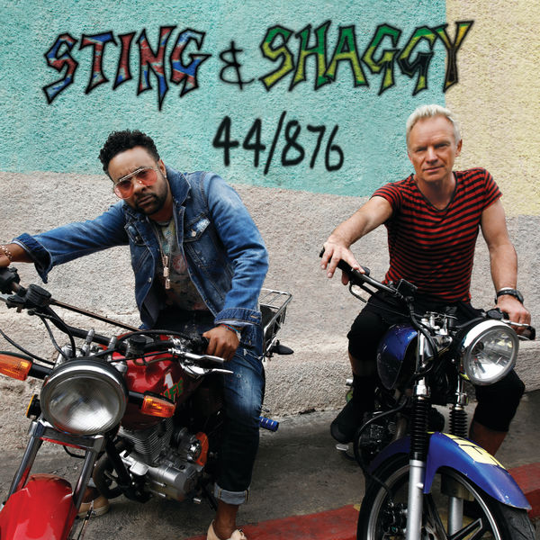 Shaggy & Sting win 2019 Grammy Award for 'Best Reggae Album'